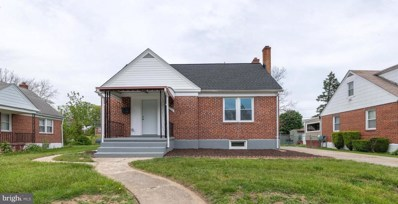 7110 Marston Road, Baltimore, MD 21207 - MLS#: MDBC493156