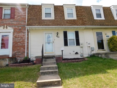 502 Holly Hunt Road, Baltimore, MD 21220 - #: MDBC493704
