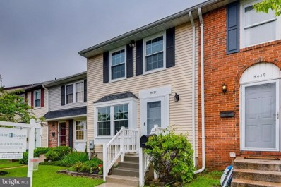 5451 King Arthur Circle, Baltimore, MD 21237 - #: MDBC494212