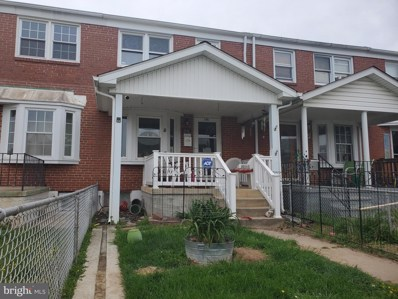 236 Orville Road, Baltimore, MD 21221 - #: MDBC494548