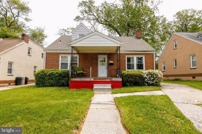 3629 Forest Hill Road, Baltimore, MD 21207 - MLS#: MDBC494800