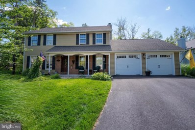 8 Pheasant Run Court, Lutherville Timonium, MD 21093 - MLS#: MDBC495318