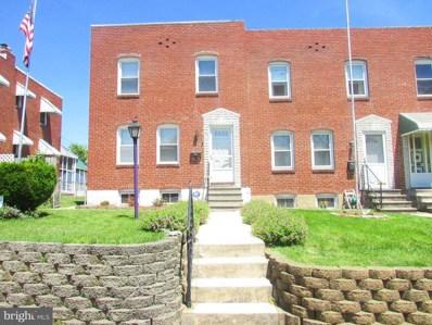 2977 Yorkway, Baltimore, MD 21222 - #: MDBC496274