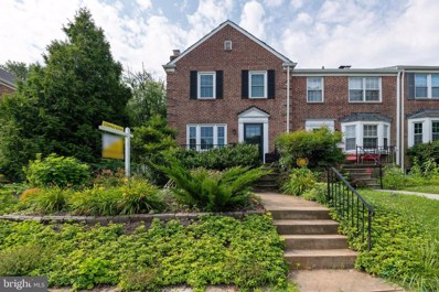 355 Old Trail Road, Baltimore, MD 21212 - #: MDBC496436