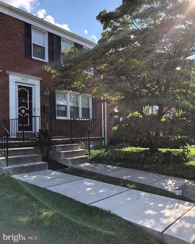 1419 Putty Hill Avenue, Baltimore, MD 21286 - #: MDBC496532