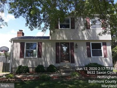 8636 Saxon Circle, Baltimore, MD 21236 - #: MDBC497358