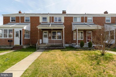 7825 Lockwood Road, Baltimore, MD 21222 - #: MDBC497912