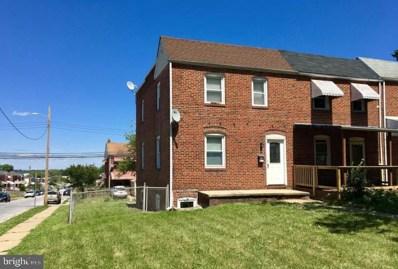 401 52ND Street, Baltimore, MD 21224 - #: MDBC497956