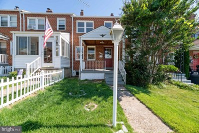 1122 Elm Road, Baltimore, MD 21227 - #: MDBC498048