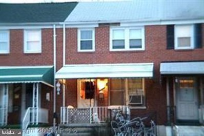 1113 N Marlyn Avenue, Baltimore, MD 21221 - #: MDBC498292