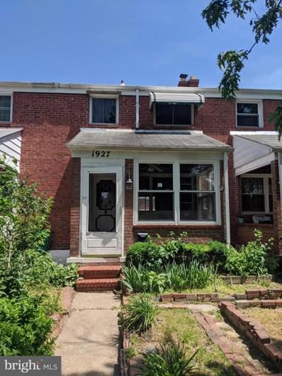 1927 Merritt Boulevard, Baltimore, MD 21222 - #: MDBC498622