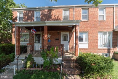 7856 St Fabian Lane, Baltimore, MD 21222 - MLS#: MDBC498684