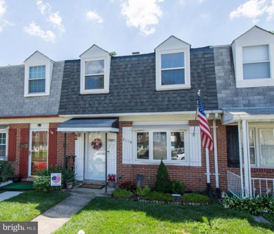 3119 Ryerson Circle, Baltimore, MD 21227 - #: MDBC498828
