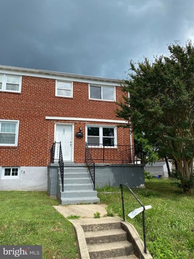 191 Alstun Road, Baltimore, MD 21221 - #: MDBC499180