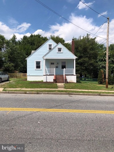4836 Hazelwood Avenue, Baltimore, MD 21206 - #: MDBC499264