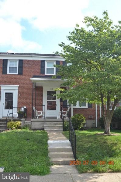1818 Darrich Drive, Baltimore, MD 21234 - #: MDBC499442