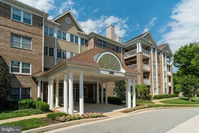 200 Belmont Forest Court UNIT 208, Lutherville Timonium, MD 21093 - #: MDBC499490