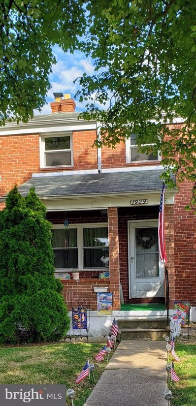 1929 Merritt Boulevard, Baltimore, MD 21222 - #: MDBC499612