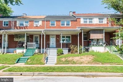305 Southeastern Terrace, Baltimore, MD 21221 - #: MDBC500236