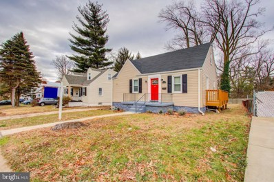 3605 Forest Hill Road, Baltimore, MD 21207 - #: MDBC501006