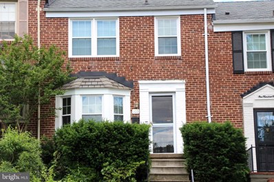 103 Brandon Road, Baltimore, MD 21212 - #: MDBC501230