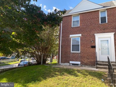 7500 Berkshire Road, Baltimore, MD 21224 - #: MDBC501640