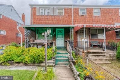 1952 Inverton Road, Baltimore, MD 21222 - #: MDBC501672