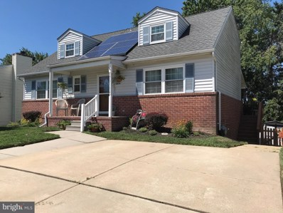8610 Silver Knoll Drive, Perry Hall, MD 21128 - MLS#: MDBC501686