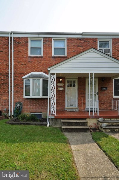 5523 Highridge Street, Baltimore, MD 21227 - #: MDBC501696