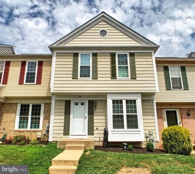 19 Softwinds Court, Owings Mills, MD 21117 - #: MDBC501912