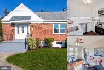 3511 Woodmoor Road, Baltimore, MD 21207 - #: MDBC502414