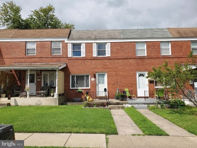 860 Mildred Avenue, Baltimore, MD 21222 - #: MDBC502684