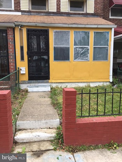 114 Carver Road, Baltimore, MD 21222 - #: MDBC502780