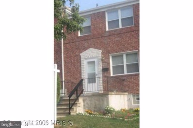 5416 Whitlock Road, Baltimore, MD 21229 - #: MDBC502888