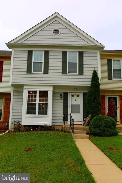 25 Hiddencreek Court, Owings Mills, MD 21117 - #: MDBC503412