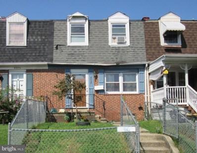 8028 Stratman Road, Baltimore, MD 21222 - #: MDBC503746
