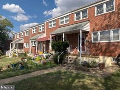 5425 Highridge Street, Baltimore, MD 21227 - #: MDBC504582