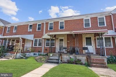 6853 Duluth Avenue, Baltimore, MD 21222 - #: MDBC504968