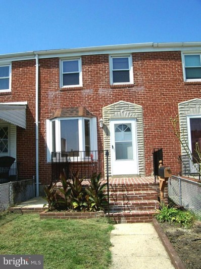 1906 Dineen Drive, Baltimore, MD 21222 - #: MDBC505810