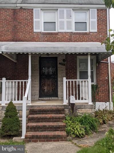 7154 Greenwood Avenue, Baltimore, MD 21206 - #: MDBC507722