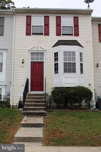 2753 Claybrooke Drive, Baltimore, MD 21244 - #: MDBC507868