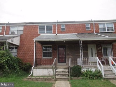 1164 Foxwood Lane, Baltimore, MD 21221 - #: MDBC507872