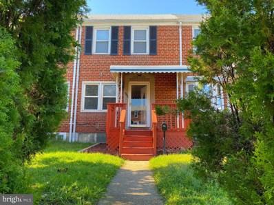 6824 Boston Avenue, Baltimore, MD 21222 - #: MDBC508070