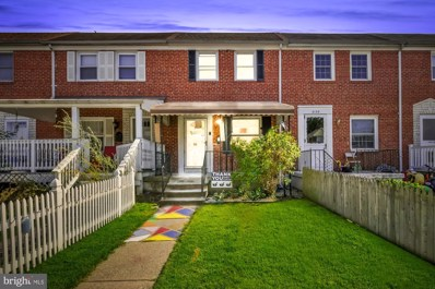2134 Firethorn Road, Baltimore, MD 21220 - #: MDBC508212