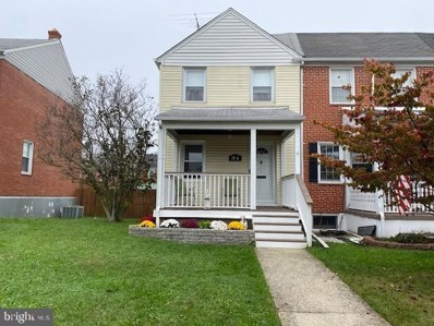 8346 Edgedale Road, Baltimore, MD 21234 - #: MDBC508424