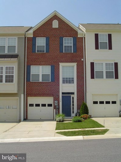 124 Oliver Heights Road, Owings Mills, MD 21117 - MLS#: MDBC508782