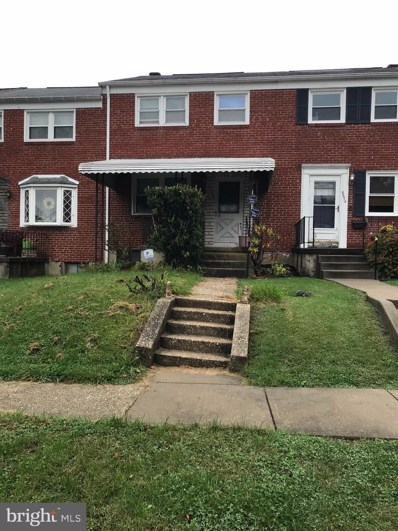 8672 Hoerner Avenue, Baltimore, MD 21234 - #: MDBC509592