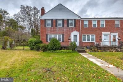 1912 Edgewood Road, Baltimore, MD 21286 - #: MDBC510102