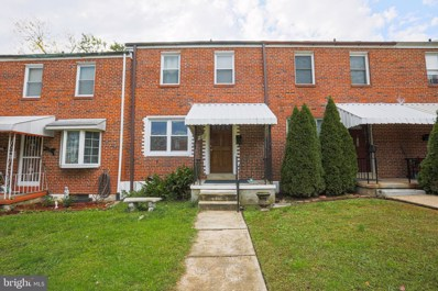 8632 Willow Oak Road, Parkville, MD 21234 - #: MDBC510172