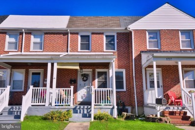 1705 Searles Road, Baltimore, MD 21222 - #: MDBC510258
